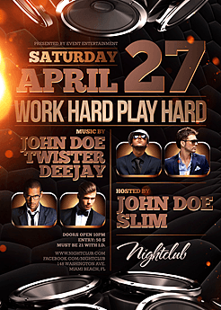 PARTY FLYER - BEST PARTY FLYER TEMPLATES