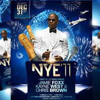 New Year's Eve Party Flyer