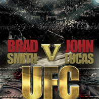 Pretty Ufc Flyer Template Images Gallery Mma Showdown Boxing Free