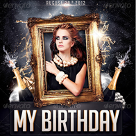 Party flyer best party flyer templates birthday party invitation flyer template filmwisefo